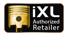 iXL Authorized Retailer Logo